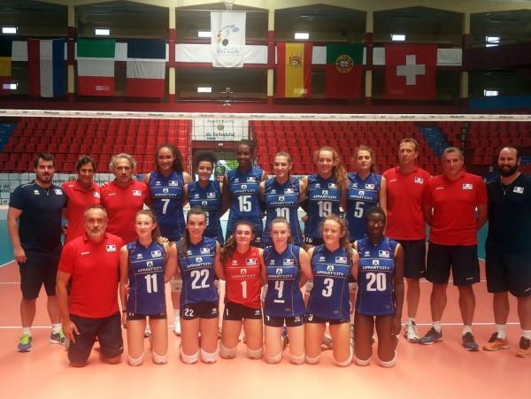 wevza valladolid 2017 U18 EDF